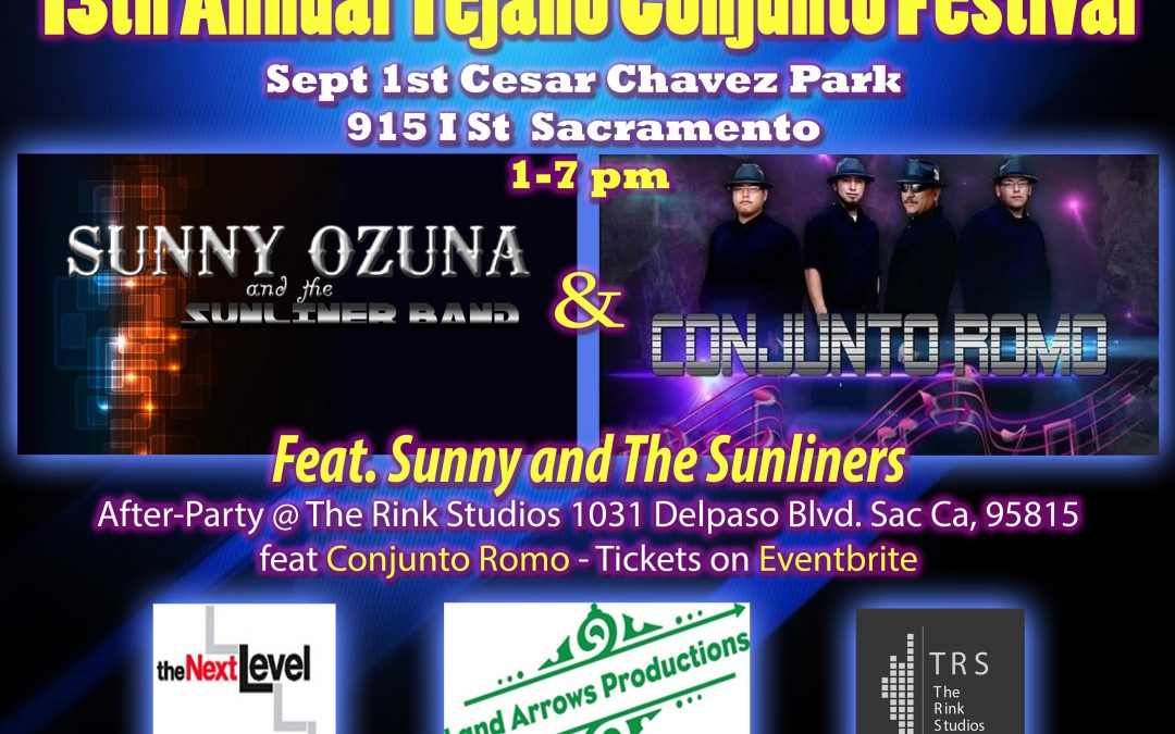 After Party for the 13th Annual Tejano Conjunto Festival